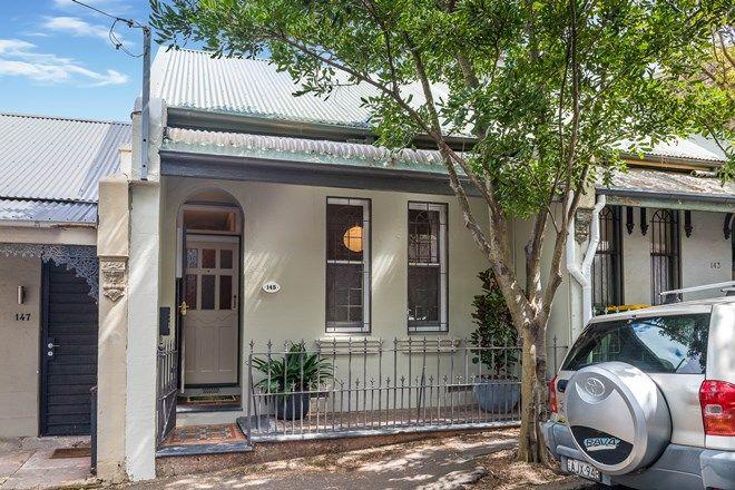 Picture of 145 Probert Street, NEWTOWN NSW 2042