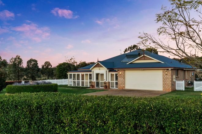 Picture of 3 Opal Court, COTSWOLD HILLS QLD 4350