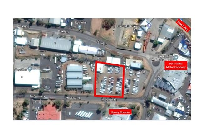Picture of 4 McDonald Street, ALICE SPRINGS NT 0870