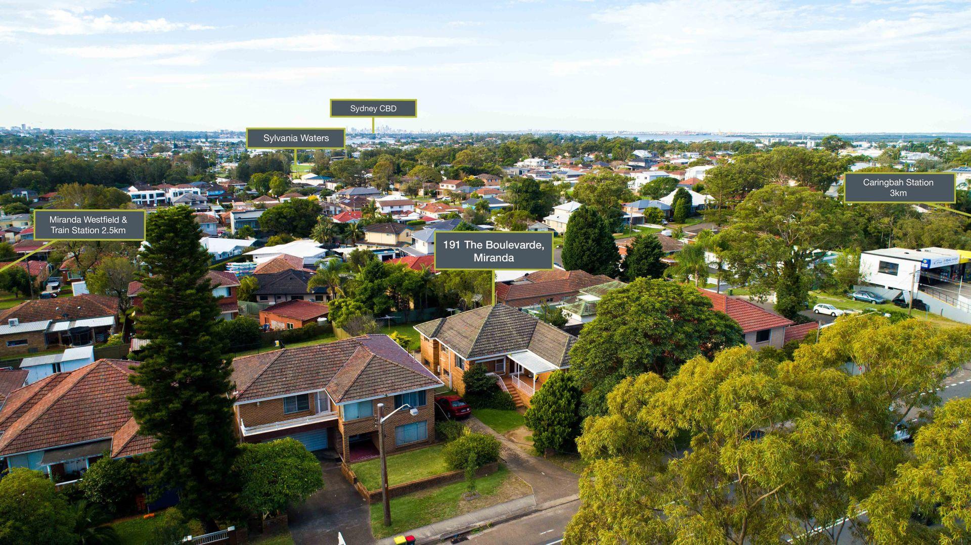 191 The Boulevarde, Miranda NSW 2228, Image 2