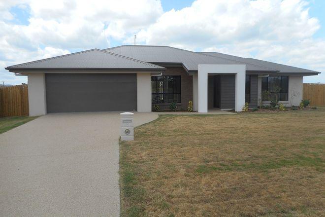Picture of 9 Rosebud Court, PARKHURST QLD 4702