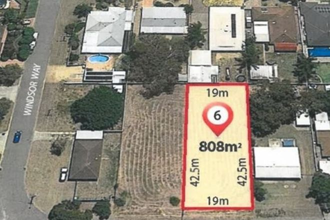Picture of 6 Windsor Way, FALCON WA 6210