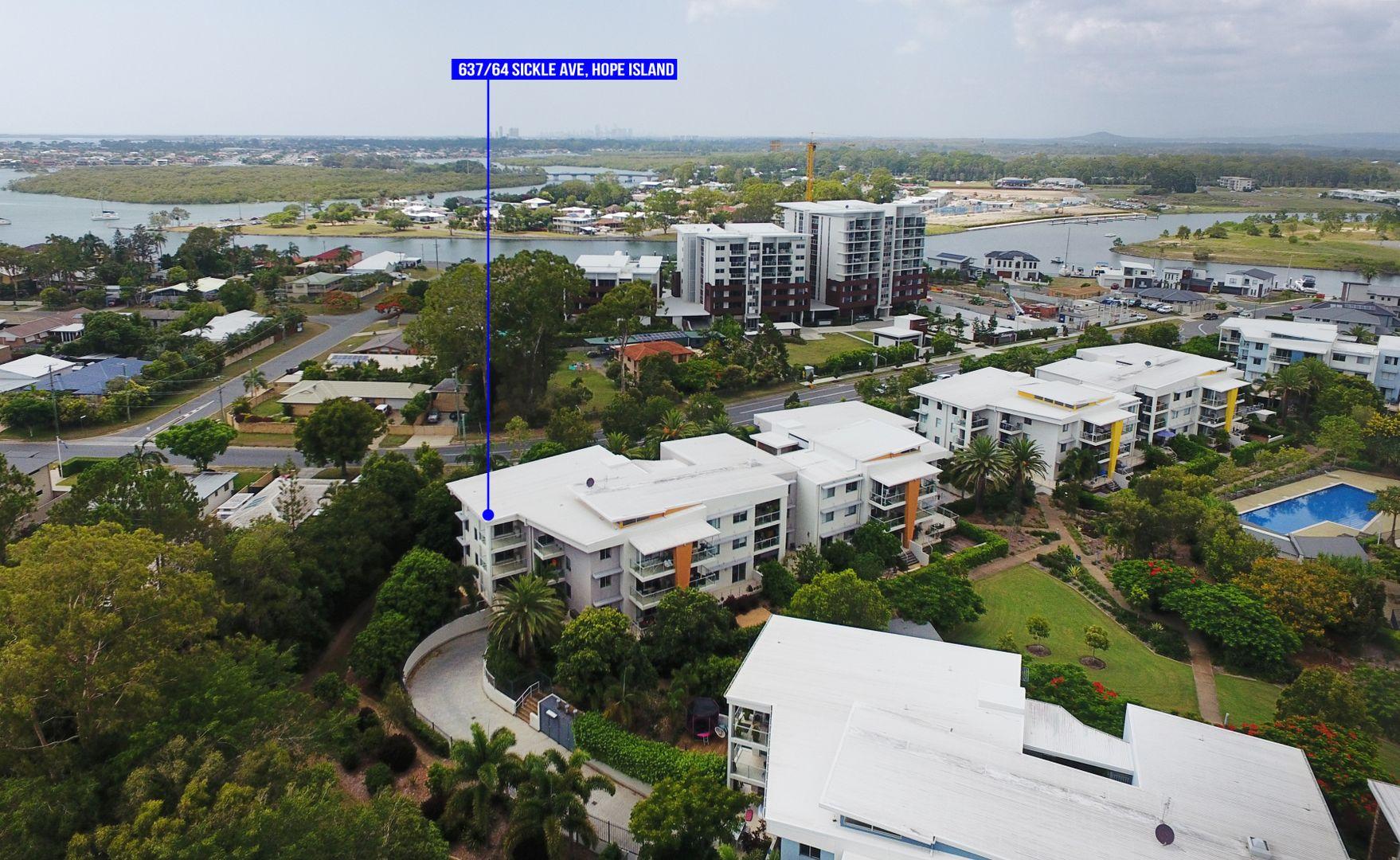 637/64 Sickle Avenue, Hope Island QLD 4212, Image 1