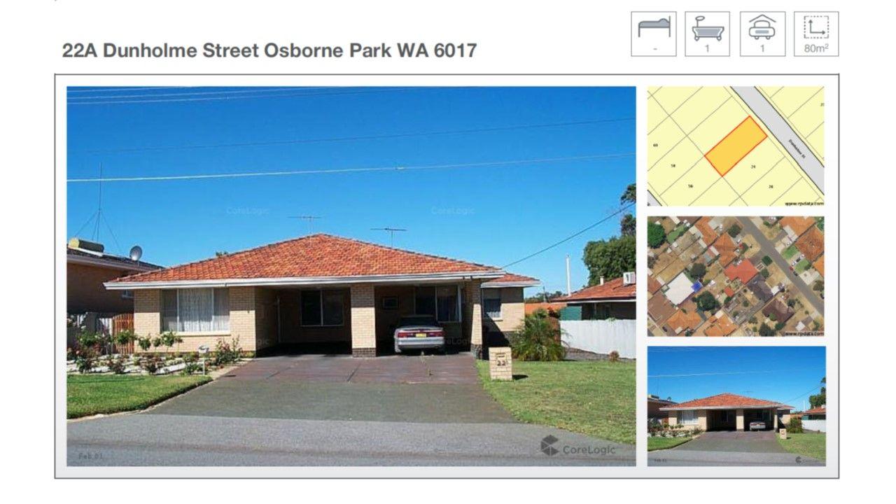 22A Dunholme Street, Osborne Park WA 6017, Image 0