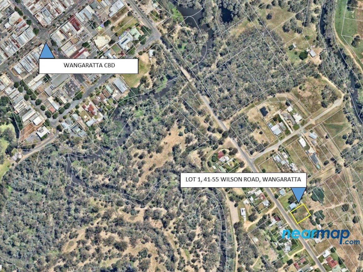 Lot 1/41-55 Wilson Road, Wangaratta VIC 3677, Image 1
