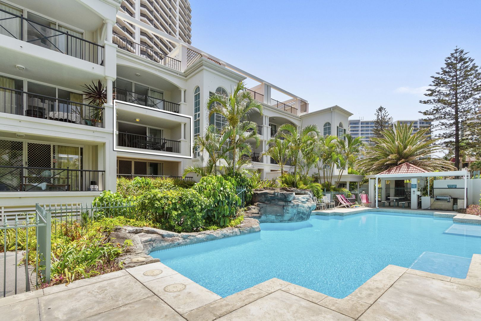 10/4-6 Northcliffe Terrace, Surfers Paradise QLD 4217, Image 1