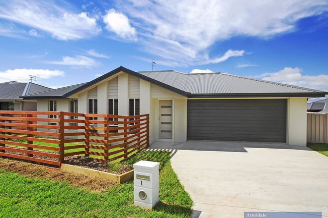 Picture of 1 Campbell Parade, ARMIDALE NSW 2350