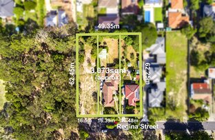 Picture of 12, 14 & 16 Regina Street, Ringwood VIC 3134