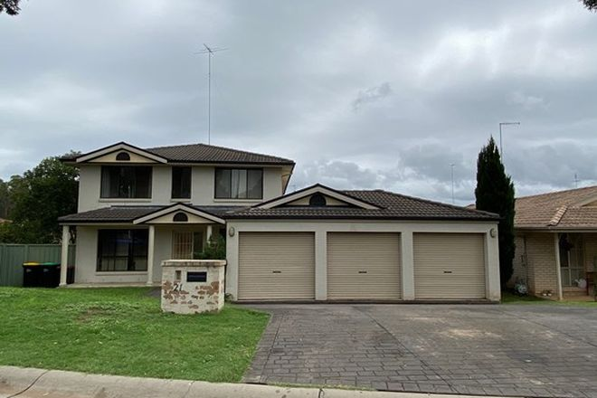 Picture of 21 Butcherbird Place, GLENMORE PARK NSW 2745