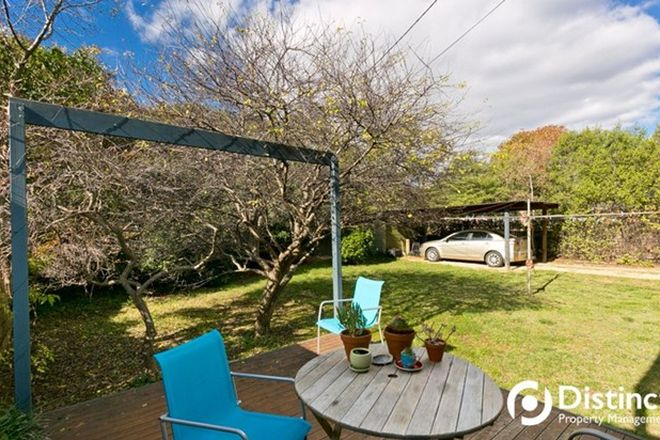 Picture of 70 Cowper Street, AINSLIE ACT 2602