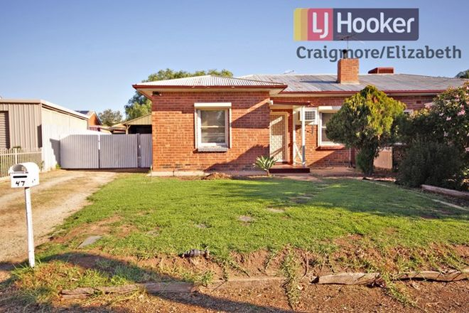 Picture of 47 Grateley Street, ELIZABETH GROVE SA 5112