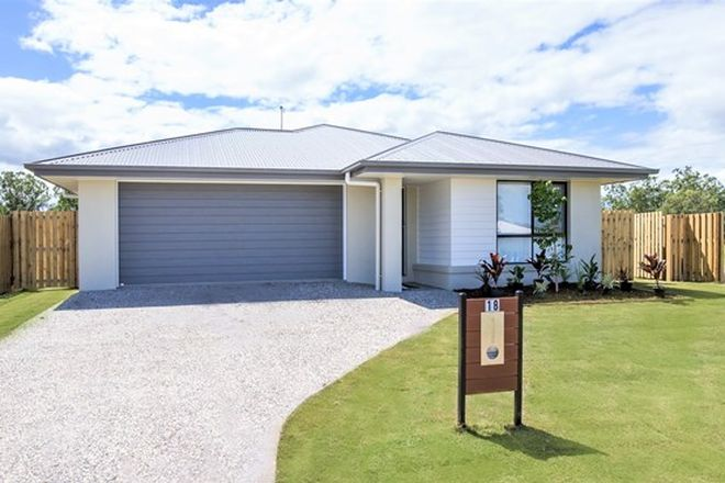 Picture of 18 Jezebel Street, ROSEWOOD QLD 4340