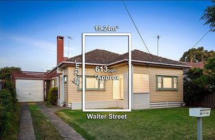 Picture of 97 Walter Street, Ascot Vale VIC 3032
