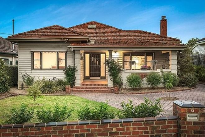 Picture of 31 Fairview Avenue, CAMBERWELL VIC 3124