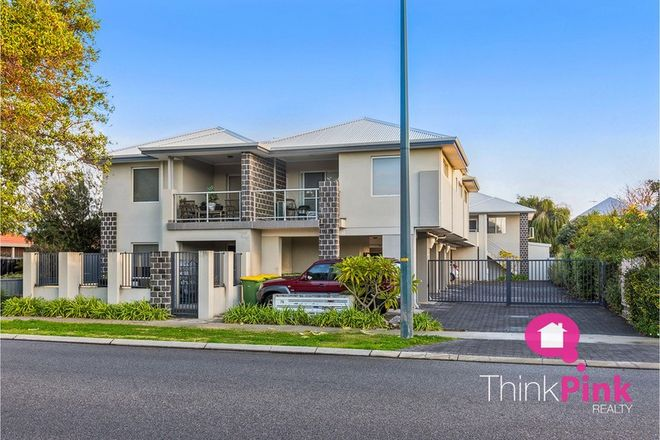 Picture of 4/76 Kooyong Road, RIVERVALE WA 6103