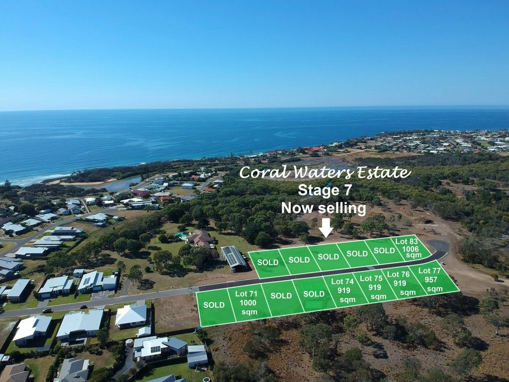 Lots 71 to 83 Deering Place, Innes Park QLD 4670, Image 0