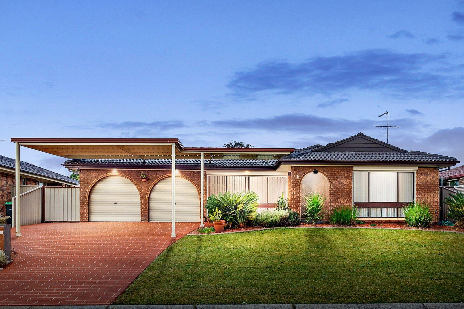 6 Kookaburra Place, Erskine Park NSW 2759, Image 0