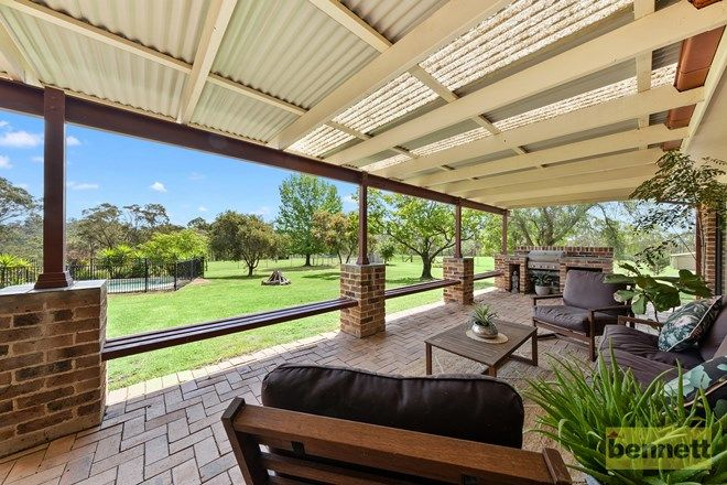 Picture of 163 Blaxlands Ridge Road, KURRAJONG NSW 2758