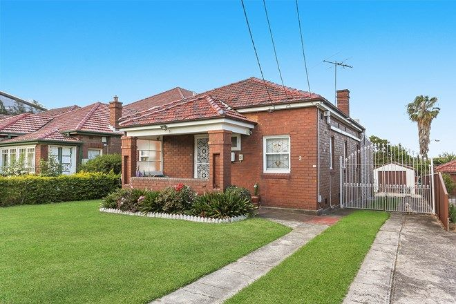 Picture of 3 Harrison Avenue, CONCORD WEST NSW 2138