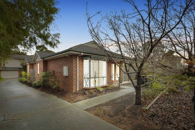 Picture of 1/53 Park Lane, MOUNT WAVERLEY VIC 3149