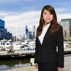 Mei Wang, Sales representative