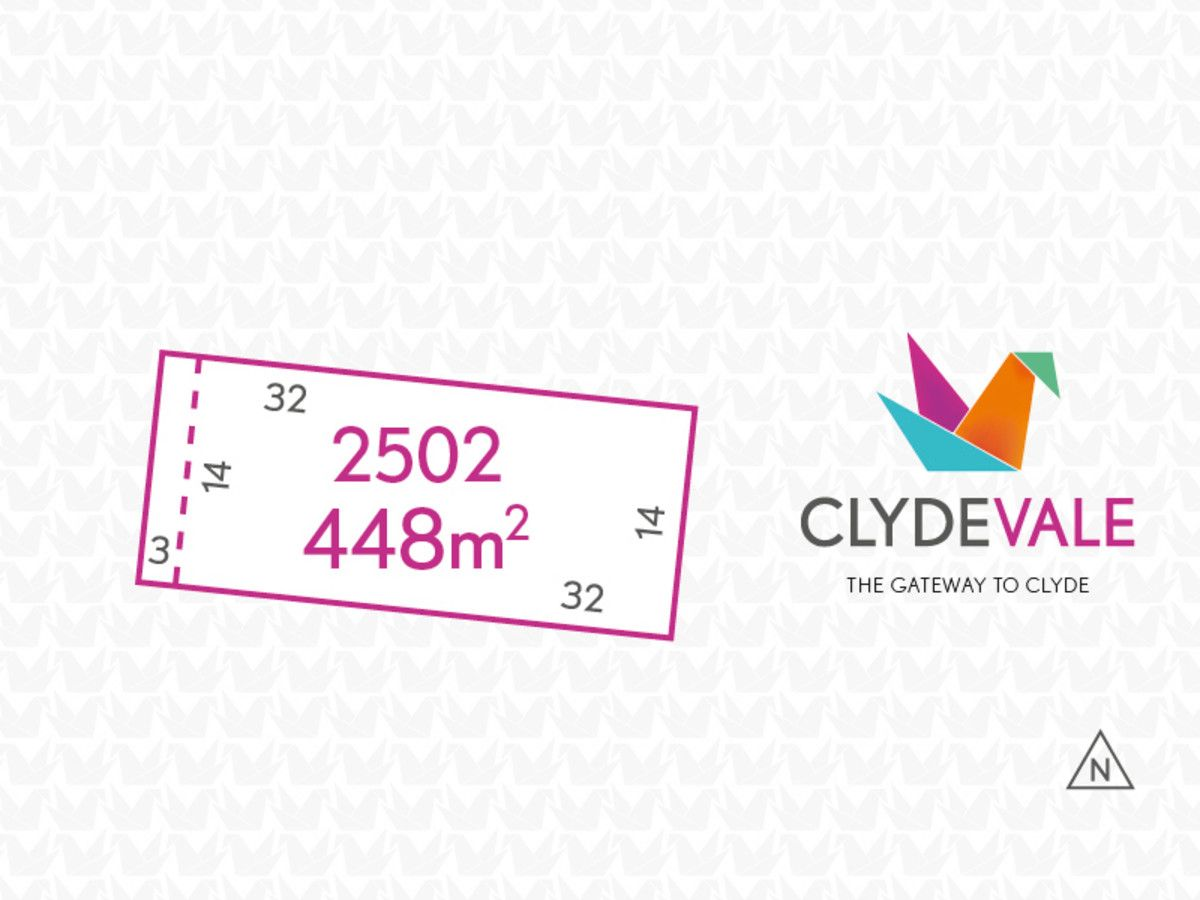 Lot 2502 Appenzeller Drive, Clyde North VIC 3978, Image 0