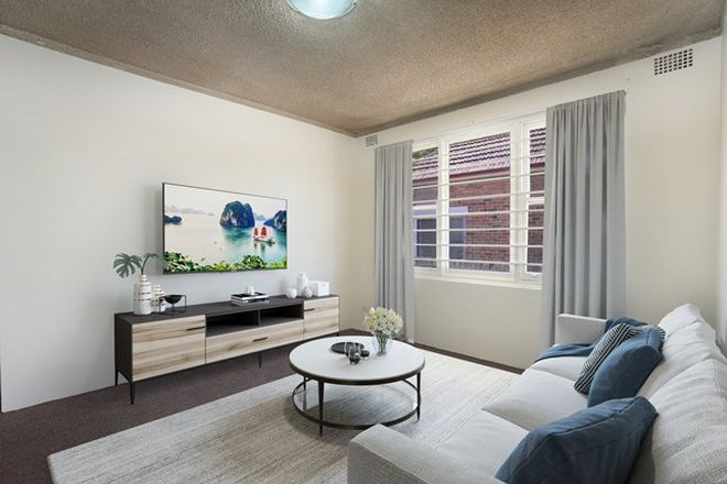 Picture of 4/5 Osgood Avenue, MARRICKVILLE NSW 2204