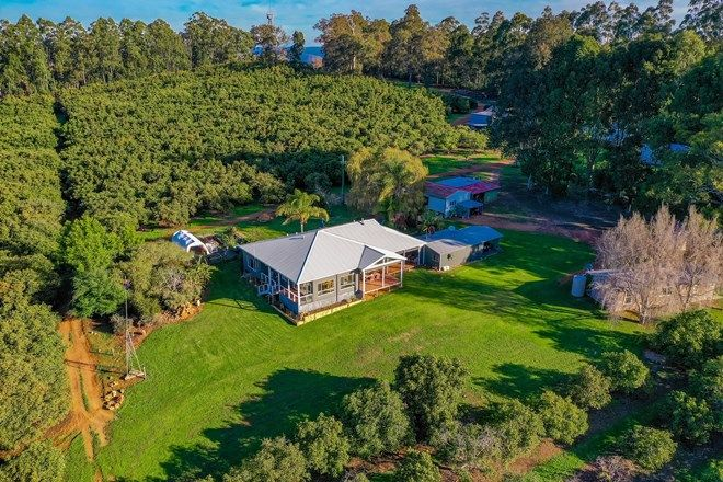 Picture of 546 Ewarts Road, CUNDINUP WA 6275