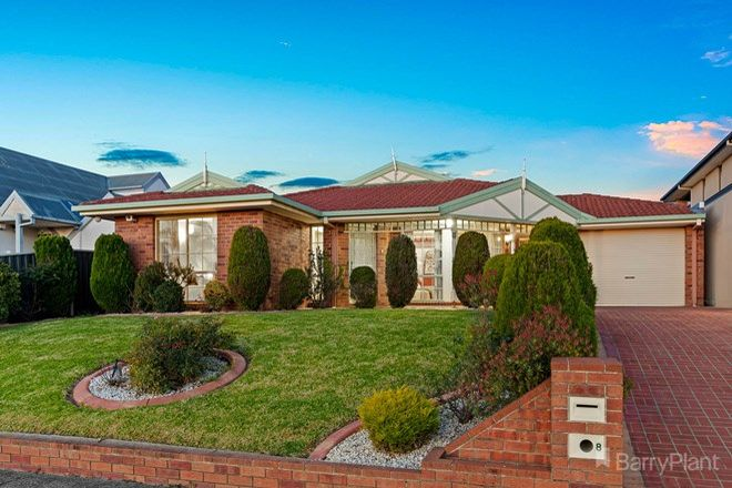 Picture of 8 Jackson Road, NARRE WARREN VIC 3805