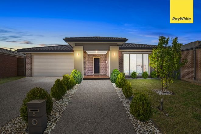 Picture of 5 Flemings Avenue, HARKNESS VIC 3337