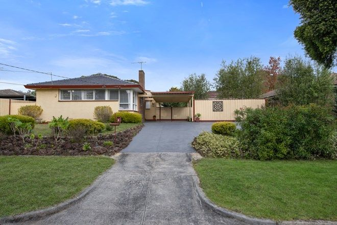 Picture of 8 Odette Court, RINGWOOD EAST VIC 3135
