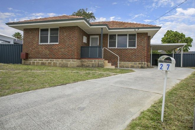 Picture of 27 Findon Crescent, WESTMINSTER WA 6061