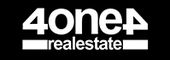 Logo for 4one4 Real Estate