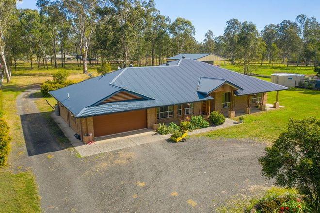 Picture of 557 Brisbane Valley Highway, WANORA QLD 4306