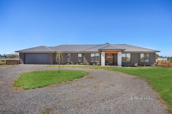 Picture of 30 Myles Road, NEWLYN NORTH VIC 3364