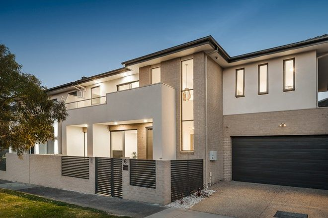 Picture of 6 Olive Street, HAMPTON VIC 3188