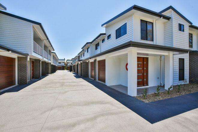 Picture of 16/81 Vacy Street, NEWTOWN QLD 4350