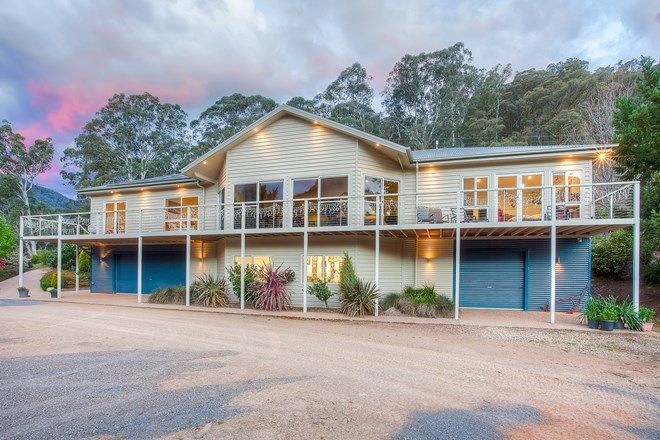 Picture of 10 Stony Creek Road, HARRIETVILLE VIC 3741
