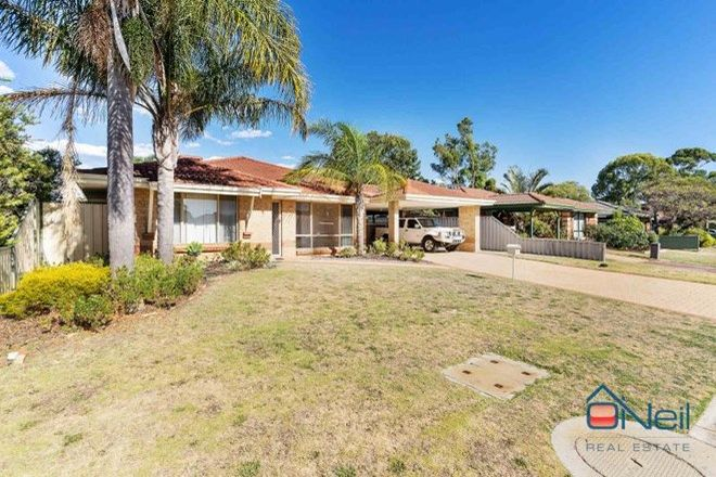 Picture of 15 Lisbon Way, SEVILLE GROVE WA 6112