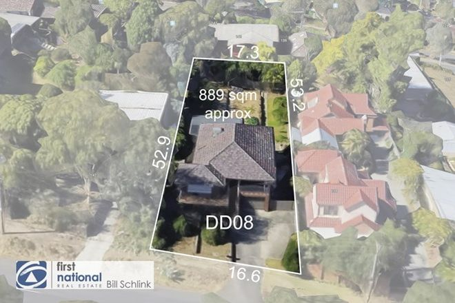 Picture of TEMPLESTOWE VIC 3106