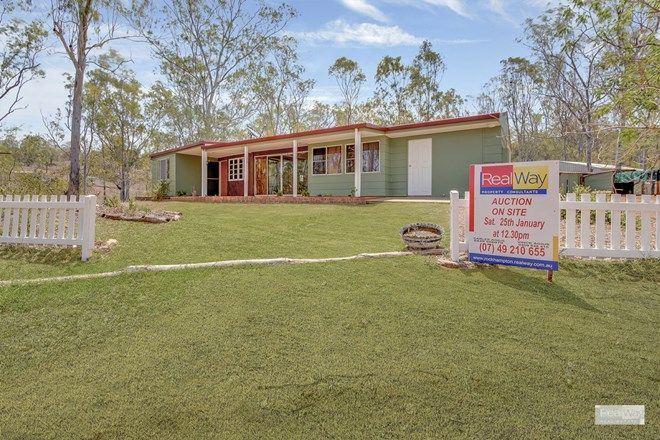 Picture of 9 Porters Road, BAREE QLD 4714