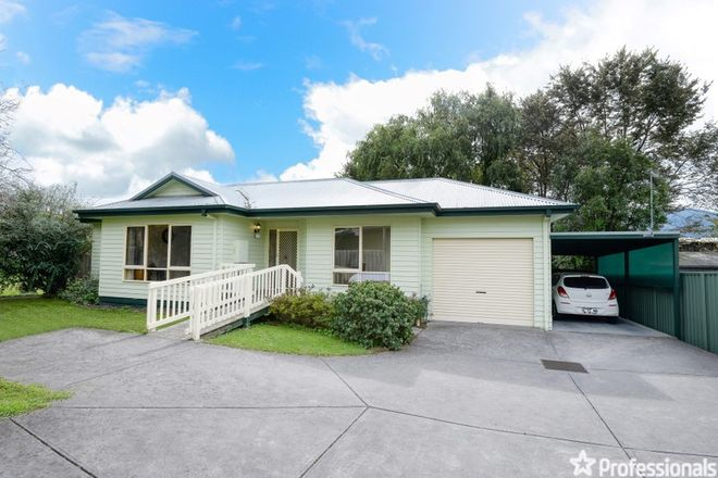Picture of 2/31 Yarra Street, YARRA JUNCTION VIC 3797