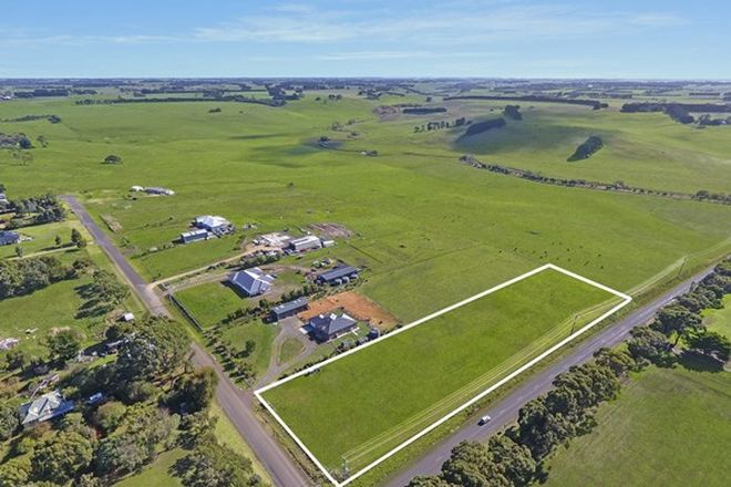 Picture of Lot 8 Crothers Lane, GRASSMERE VIC 3281