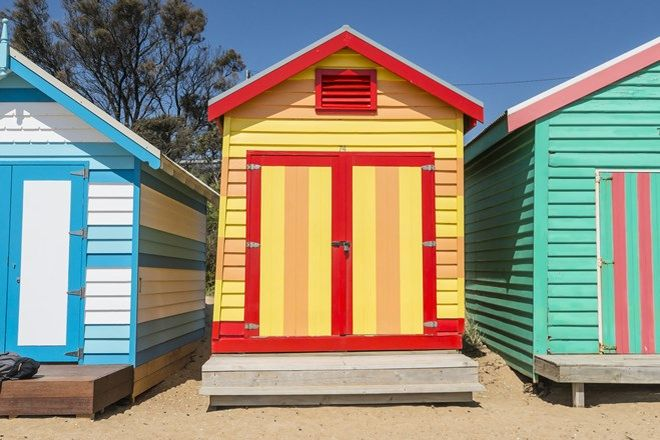 Picture of 74 Bathing Box, Dendy Street Beach, BRIGHTON VIC 3186