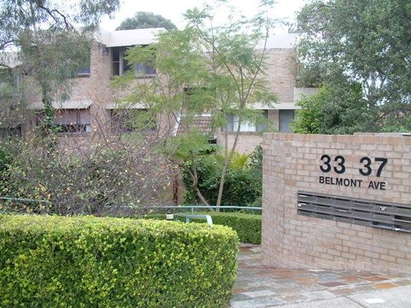 12/33-37 Belmont Ave, Wollstonecraft NSW 2065, Image 0