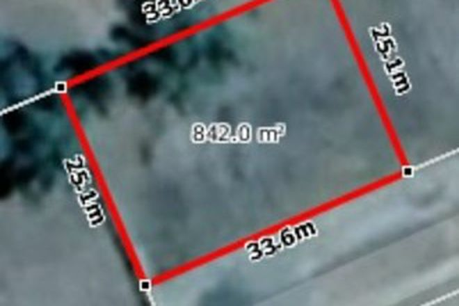 Picture of Lot 8 Glasgow Street, MITCHELL QLD 4465