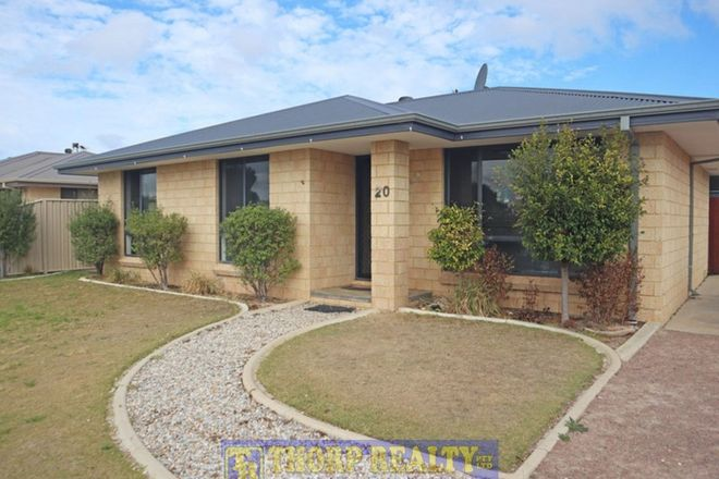 Picture of 20 Scholey Street, SINCLAIR WA 6450
