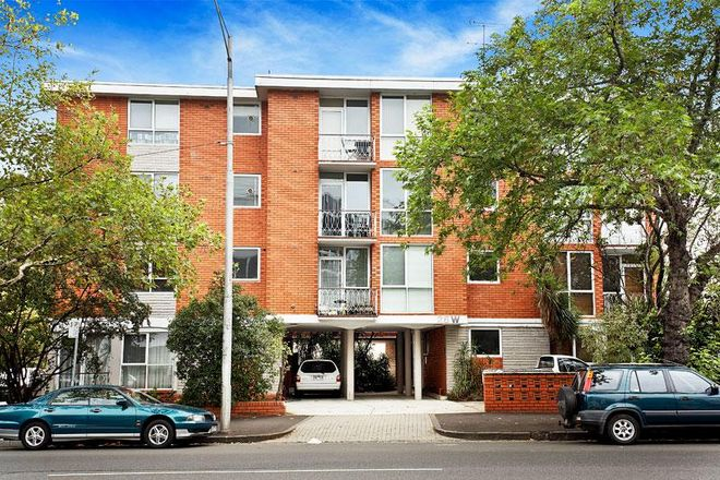 Picture of 4/26 Toorak Road West, SOUTH YARRA VIC 3141