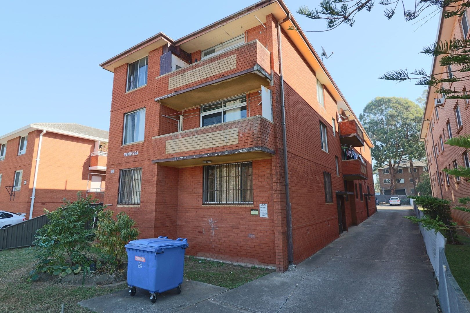 6/20 York Street, Fairfield NSW 2165, Image 0