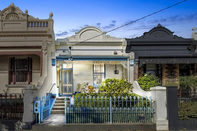 Picture of 532 Station Street, CARLTON NORTH VIC 3054